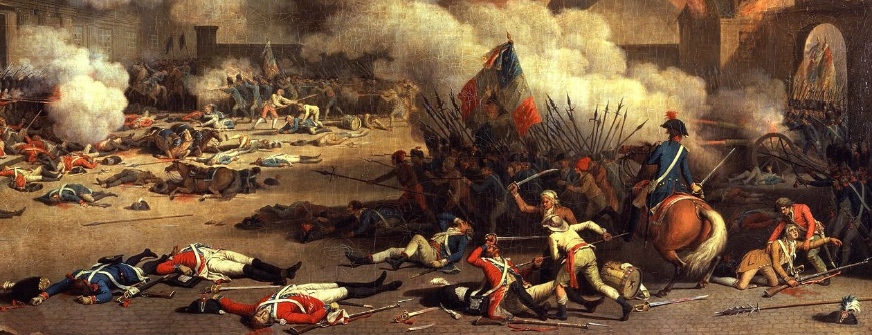 an analysis of the essential cause for the french revolution in the end of 18th century The french revolution: from enlightenment to the essential cause of the revolution was the power of a ossified portrait of 18th century france society.